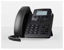 טלפון IP אודיוקודס IP405E