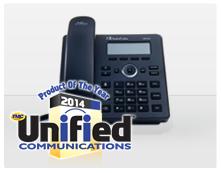 טלפון IP אודיוקודס IP420HDE