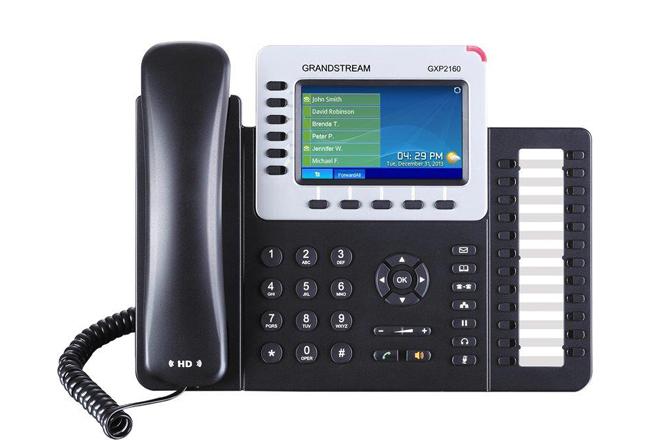 טלפון IP גרנדסטרים GXP-2160