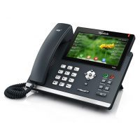 טלפון IP T48G ל Skype for Business/Lync